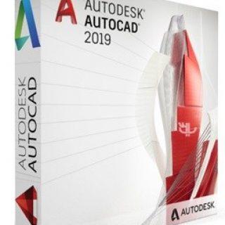 Autocad 2019 + crack