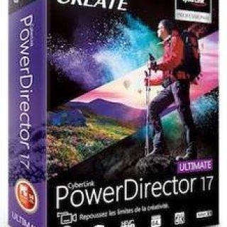 cyberlink powerdirector 16 free download with crack